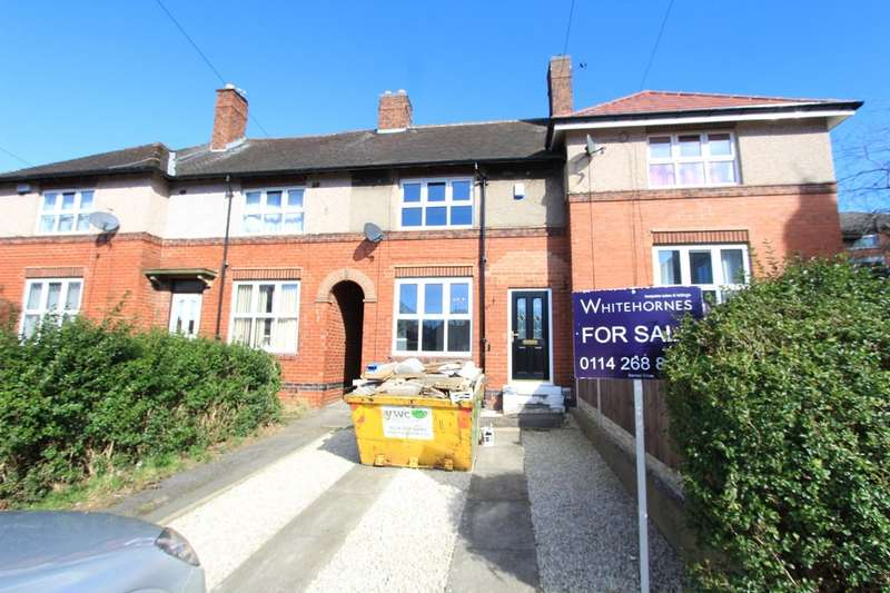 2 Bedrooms Terraced House for sale in Dagnam Drive, Sheffield