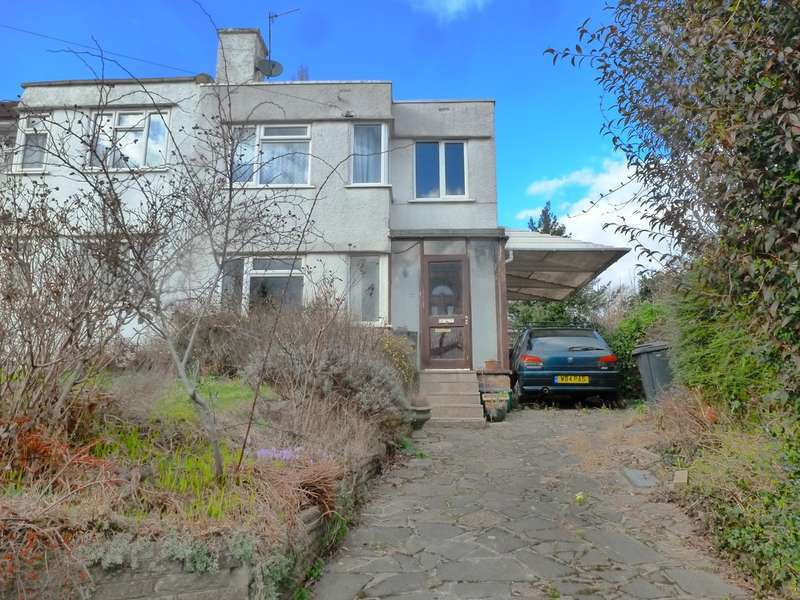 3 Bedrooms End Of Terrace House for sale in Selsdon Crescent, Selsdon, South Croydon, CR2 8NA