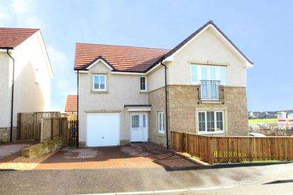 4 Bedrooms Detached House for sale in Hilton Road, Cowdenbeath