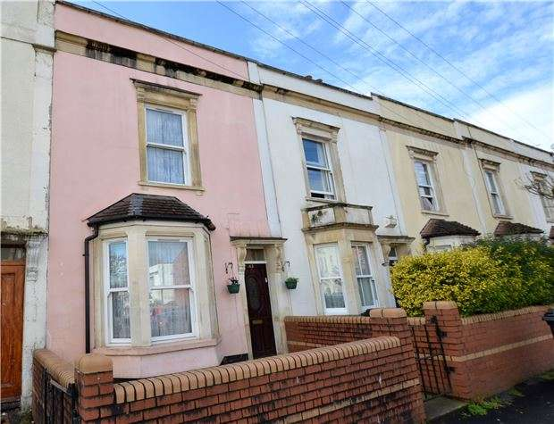 3 Bedrooms Terraced House for sale in St. Nicholas Road, St. Pauls, Bristol, BS2 9JJ