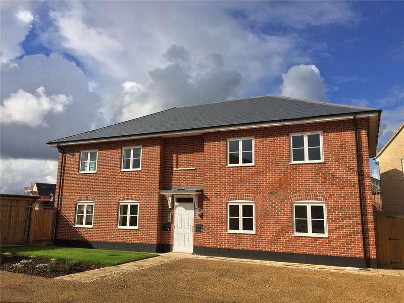 1 Bedroom Flat for sale in Plot 49, Broadbeach Gardens, Stalham, Norfolk, NR12