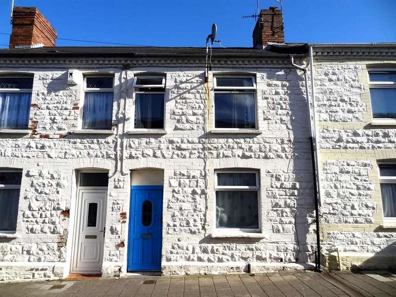 2 Bedrooms Terraced House for sale in Fairford Street, Barry