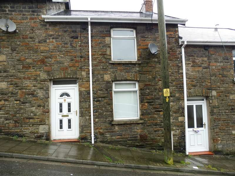 2 Bedrooms Terraced House for sale in Cardiff Street, Ogmore Vale, Bridgend