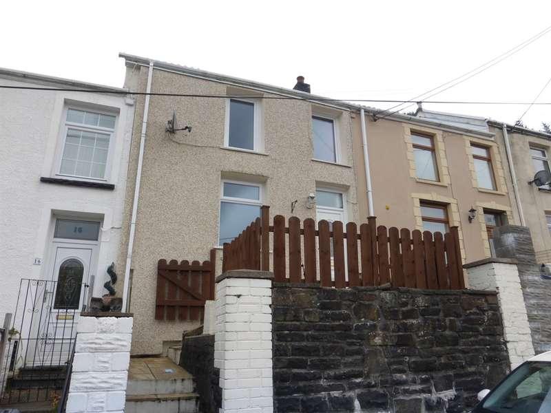 3 Bedrooms Terraced House for sale in Caroline Street, Blaengwynfi, Port Talbot