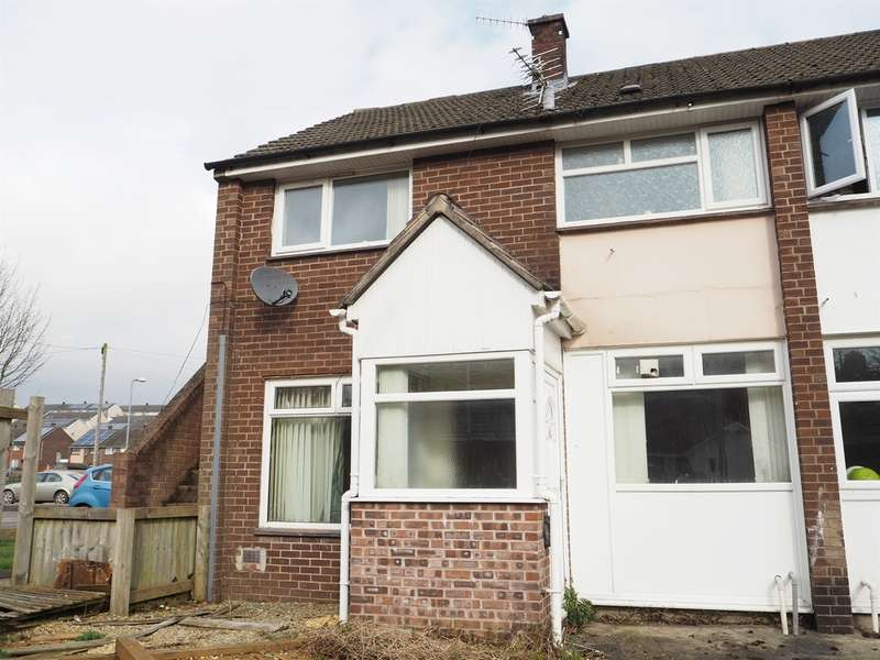 2 Bedrooms Ground Flat for sale in Ribble Walk, Bettws, Newport