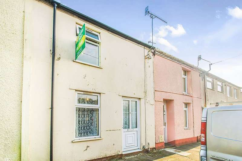 2 Bedrooms Terraced House for sale in Station Road, Tonyrefail, Porth