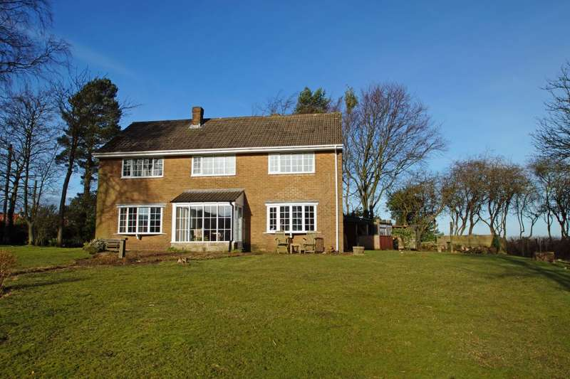4 Bedrooms Detached House for sale in Throston House, Swainby, Northallerton, DL6 3DL