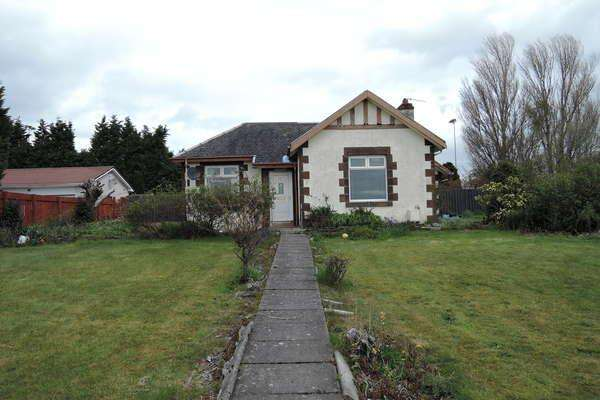 2 Bedrooms Detached Bungalow for sale in 497 Old Edinburgh Road, Uddingston, G71 6PL