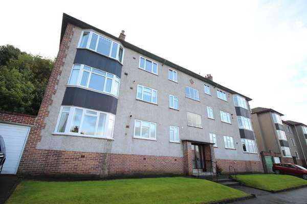 2 Bedrooms Flat for sale in 0/1, 2 Levanne Place, Gourock, PA19 1AX