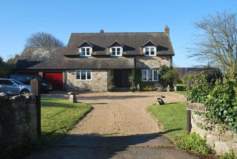 4 Bedrooms Detached House for sale in Upper Lane, Brighstone