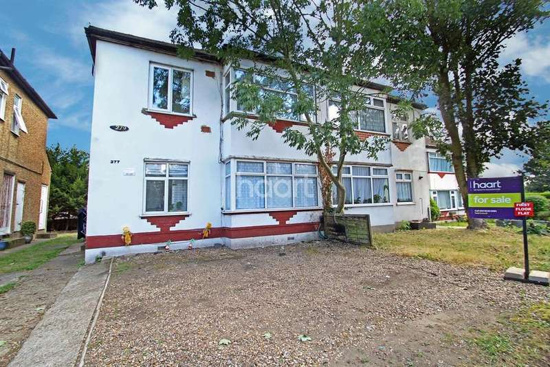 2 Bedrooms Maisonette Flat for sale in Chigwell Road, Woodford Green, IG8
