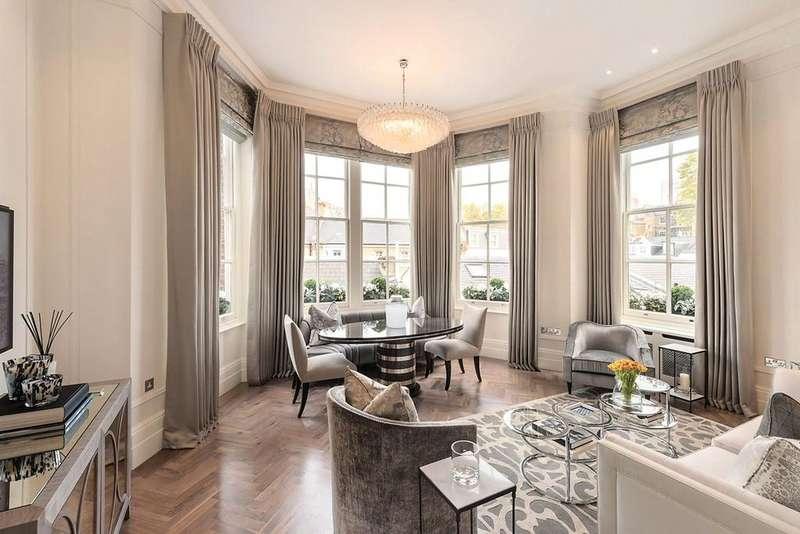 2 Bedrooms Flat for sale in Pont Street, Knightsbridge, London, SW1X