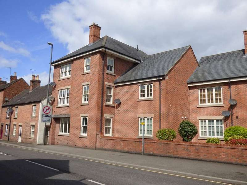 2 Bedrooms Apartment Flat for sale in Taylor Court, Ashbourne