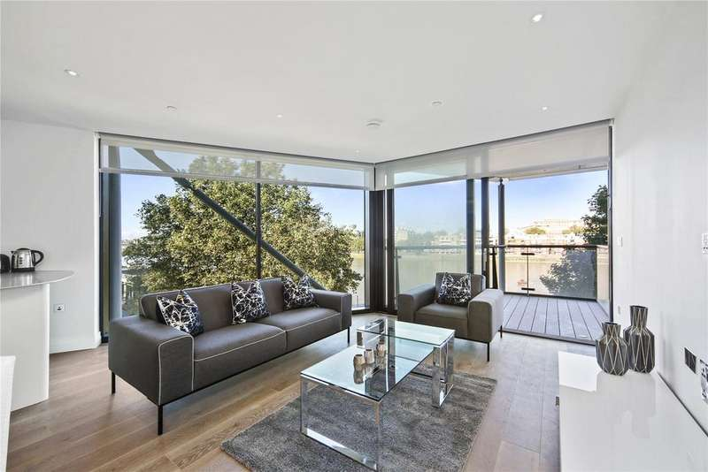 2 Bedrooms Flat for sale in Riverlight Quay, London