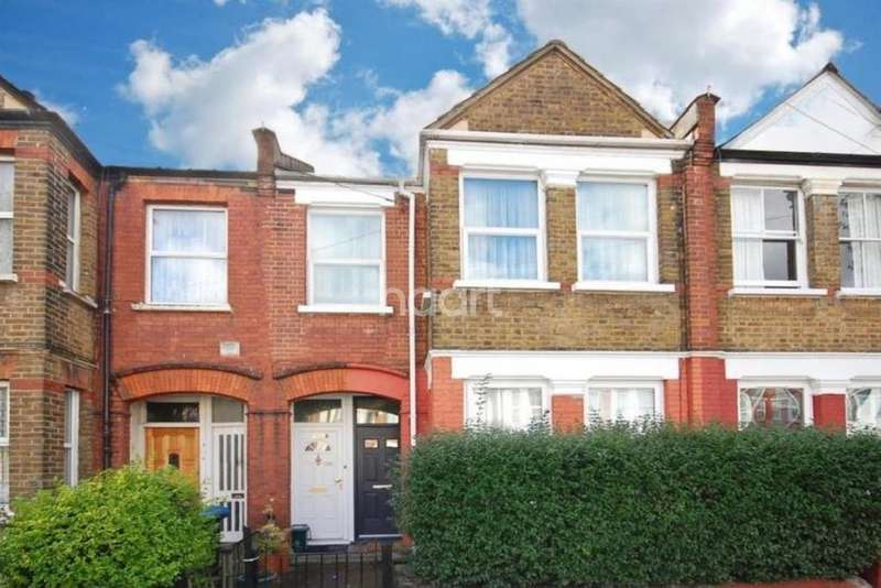 3 Bedrooms Flat for sale in Chapter Road