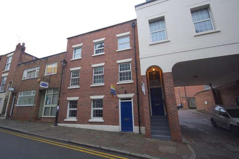 2 Bedrooms Apartment Flat for sale in Castle Street, Chester