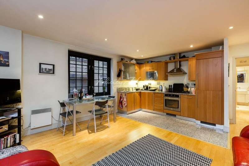 1 Bedroom Flat for sale in Caraway Apartments, Cayenne Court, SE1