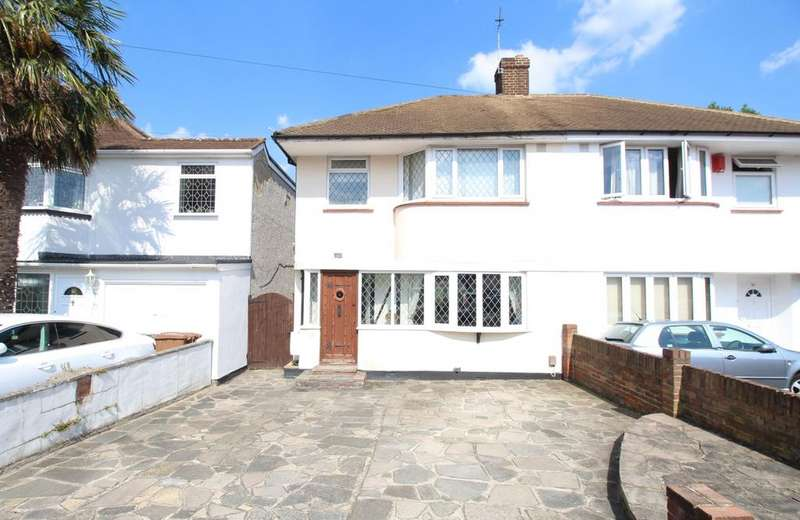 3 Bedrooms Semi Detached House for sale in Radnor Avenue Welling DA16