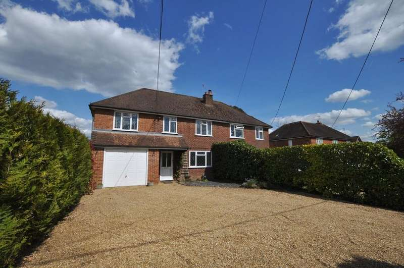 3 Bedrooms Semi Detached House for sale in Glaziers Lane, Normandy