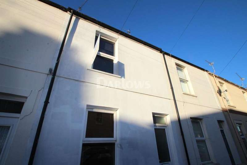 2 Bedrooms Terraced House for sale in Rose Street, Roath, Cardiff