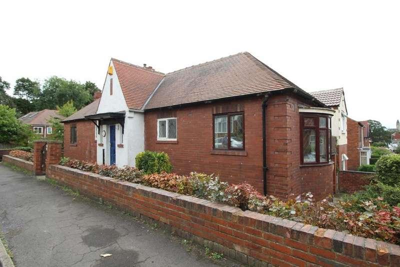 3 Bedrooms Detached Bungalow for sale in Belgrave Terrace, College Grove, Wakefield