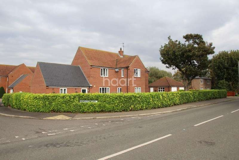 4 Bedrooms Detached House for sale in Sycamore View, Gedney Hill, Spalding