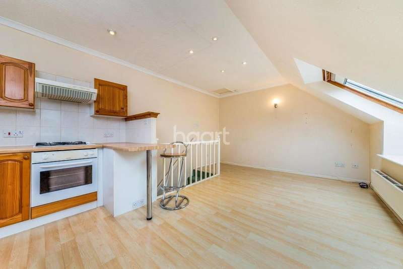 1 Bedroom End Of Terrace House for sale in Uplands, Chells Manor, Stevenage