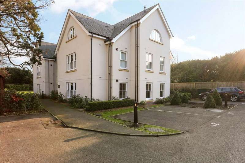 2 Bedrooms Flat for sale in Wellingtonia Place, 42 Reigate Hill, Reigate, Surrey, RH2