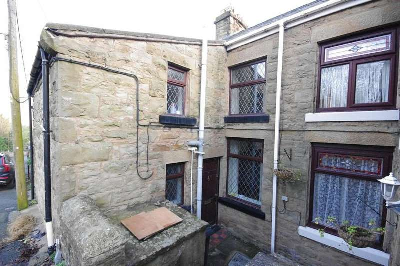 2 Bedrooms Terraced House for sale in Gwespyr, Holywell