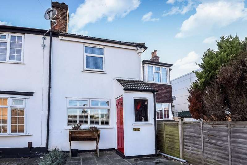 2 Bedrooms Semi Detached House for sale in Prospect Place Bromley BR2