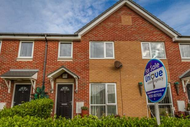 3 Bedrooms Terraced House for sale in Linton Mews, Chatsworth Avenue, Fleetwood, FY7