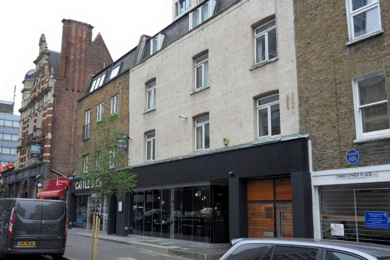 Commercial Property for sale in Chalton Street, London NW1
