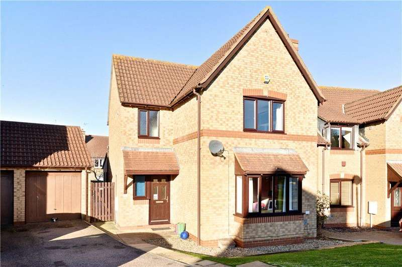 3 Bedrooms Detached House for sale in Crowborough Lane, Kents Hill, Milton Keynes, Buckinghamshire