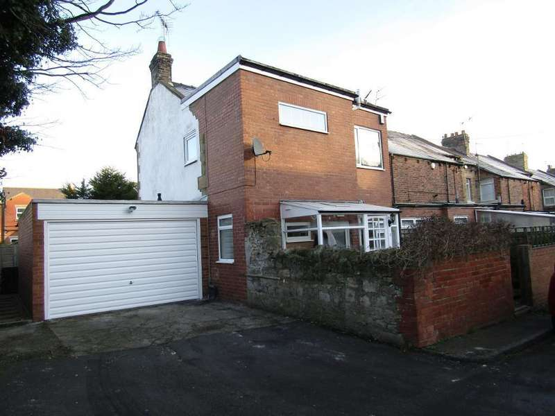3 Bedrooms End Of Terrace House for sale in Gibside Terrace, Burnopfield, Burnopfield, Tyne And Wear, NE16 6NJ