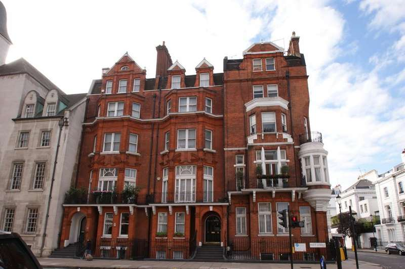 2 Bedrooms Apartment Flat for sale in Pont Street, London