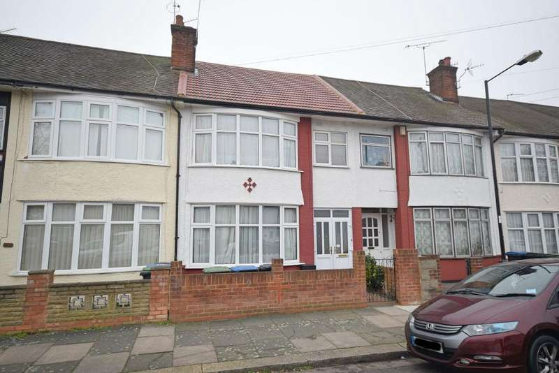 3 Bedrooms Terraced House for sale in Chichester Road, London, N9 9DG
