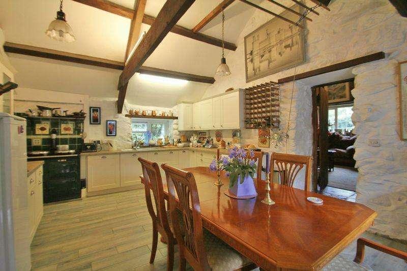 4 Bedrooms House for sale in Waunfawr, Gwynedd