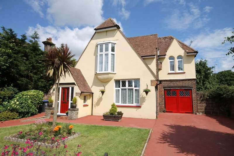 3 Bedrooms Detached House for sale in Offington Avenue, Worthing, BN14 9PH