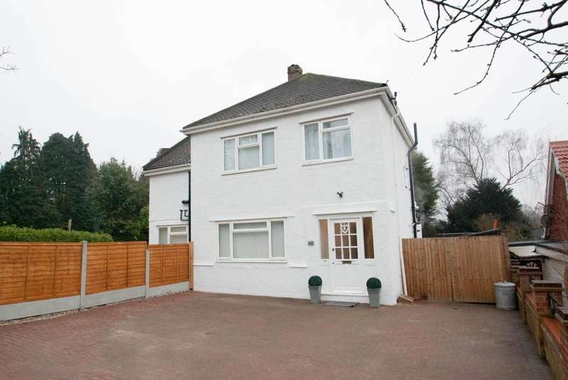 5 Bedrooms Detached House for sale in Shenfield Crescent, Brentwood, Essex, CM15