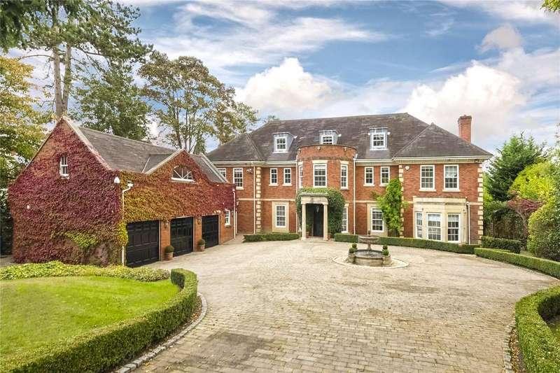 8 Bedrooms Detached House for sale in Queens Drive, Oxshott, Leatherhead, Surrey, KT22