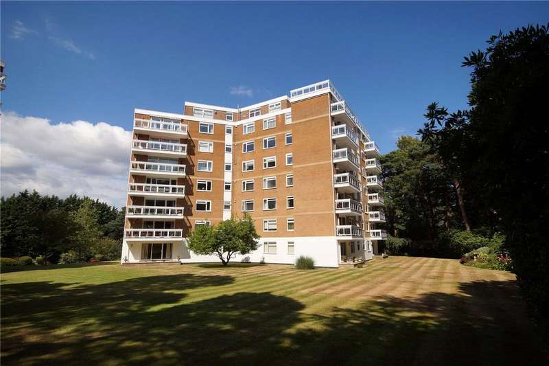 2 Bedrooms Flat for sale in Western Road, Canford Cliffs, Poole, BH13