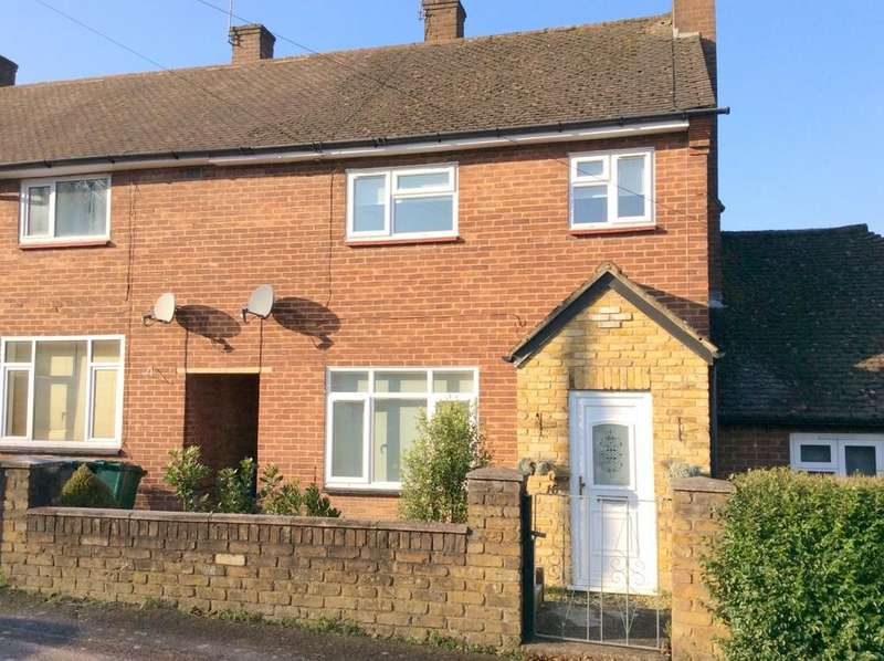 2 Bedrooms End Of Terrace House for sale in South Oxhey, Watford