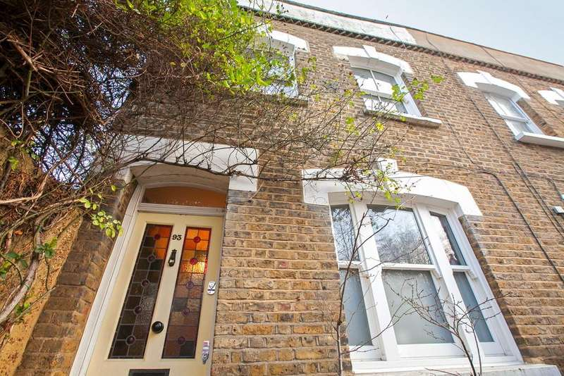 3 Bedrooms End Of Terrace House for sale in Palatine Road, London