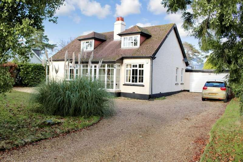 4 Bedrooms Detached House for sale in Roman Road, Dibden Purlieu, Southampton