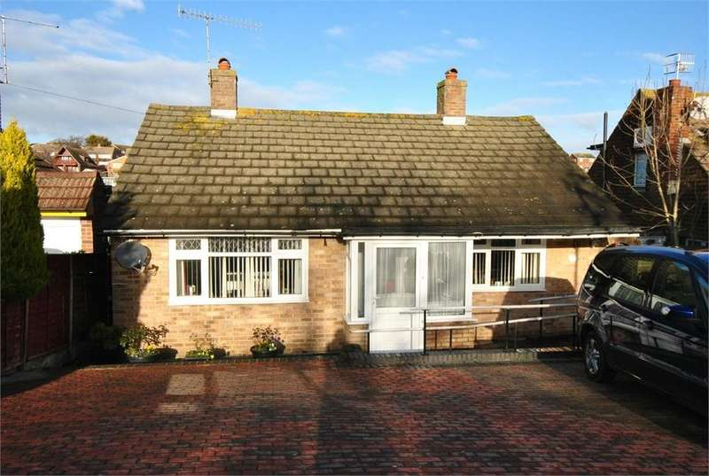 2 Bedrooms Detached Bungalow for sale in Seabourne Road, BEXHILL-ON-SEA, East Sussex