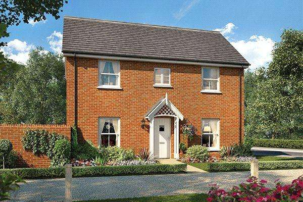 4 Bedrooms Link Detached House for sale in Plot 47 Grace Park, Lakenham, Norwich, NR1