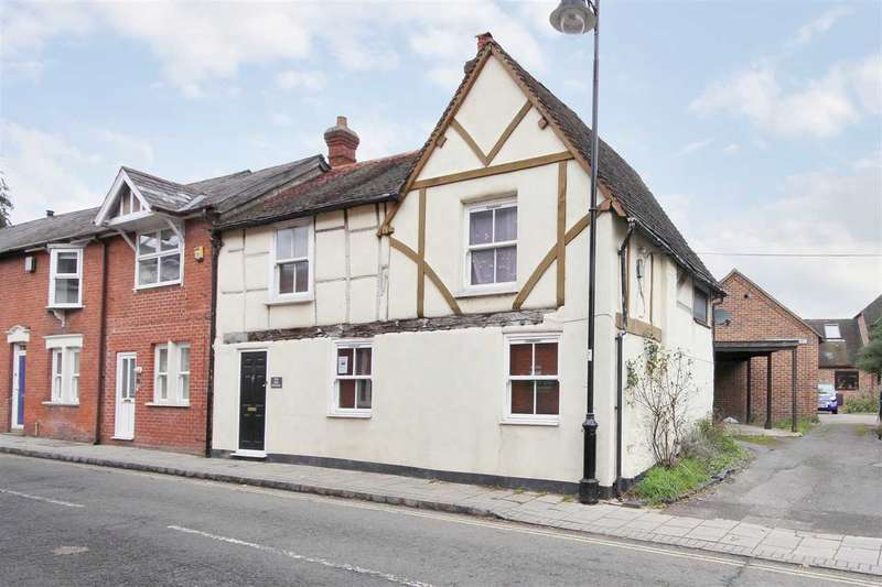 3 Bedrooms End Of Terrace House for sale in Bell Street, Whitchurch