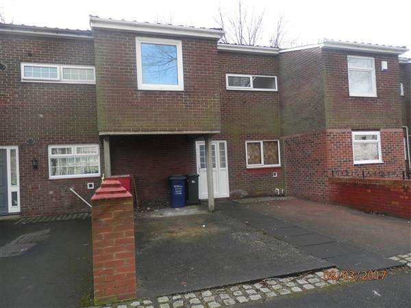 3 Bedrooms Link Detached House for sale in Cobham Place, Newcastle upon Tyne