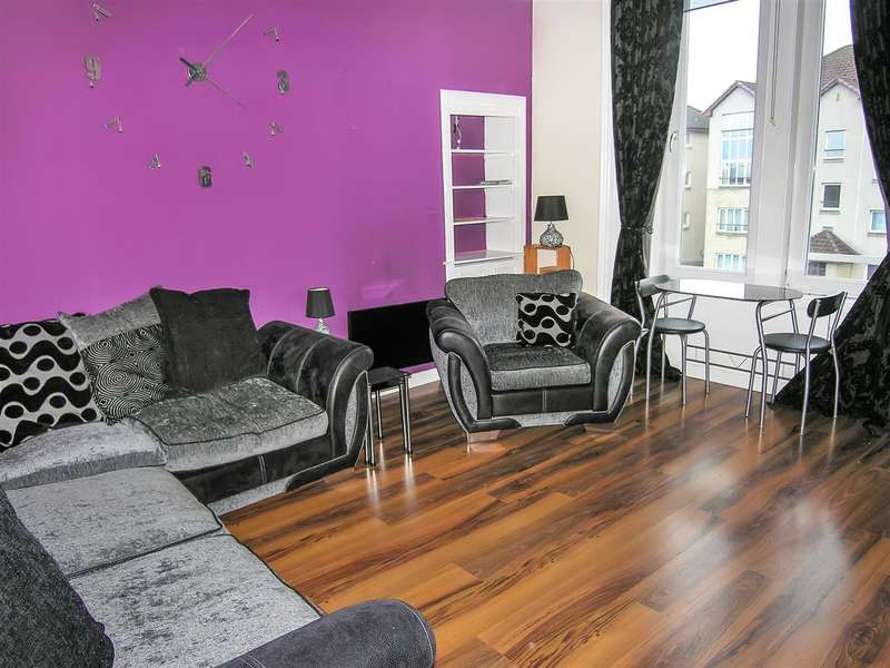 1 Bedroom Flat for sale in Ladysmill, Falkirk