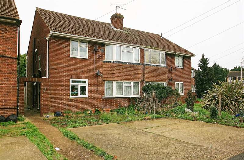 2 Bedrooms Maisonette Flat for sale in Harlington